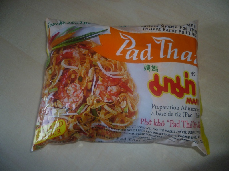 "#552: Mama ""Instant Pad Thai Noodles"" (Update 2021)"