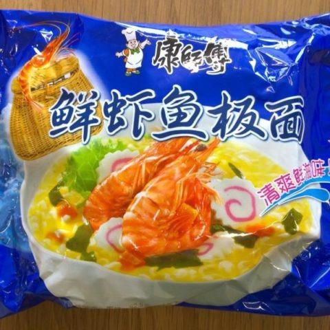 """#546: Master Kong """"Seafood Flavor"""""""
