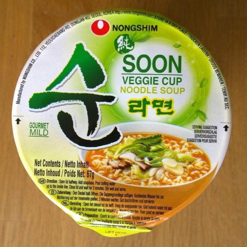 Test_Nongshim_SOON Veggie Cup_Bild 1