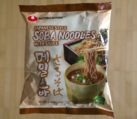 """#581: Nongshim """"Soba Noodles (Japanese Style)"""""""