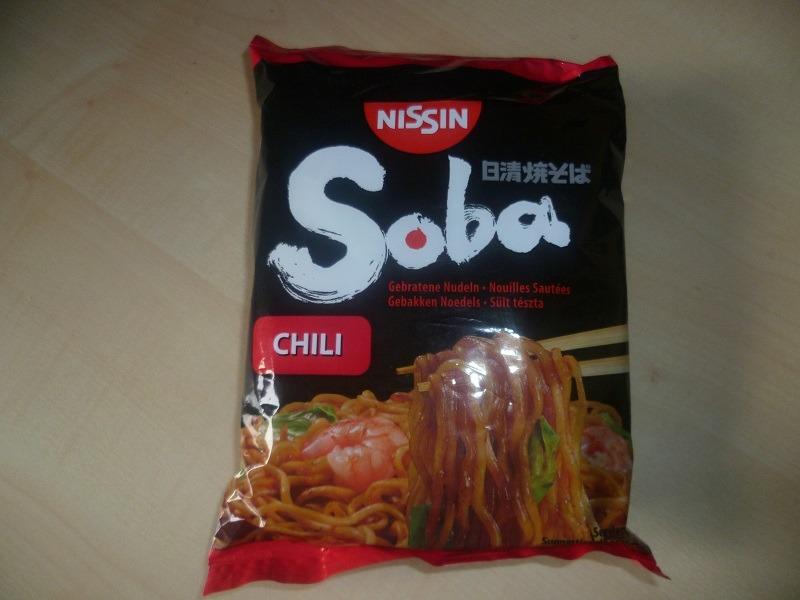 """#559: Nissin """"Soba Chili"""""""