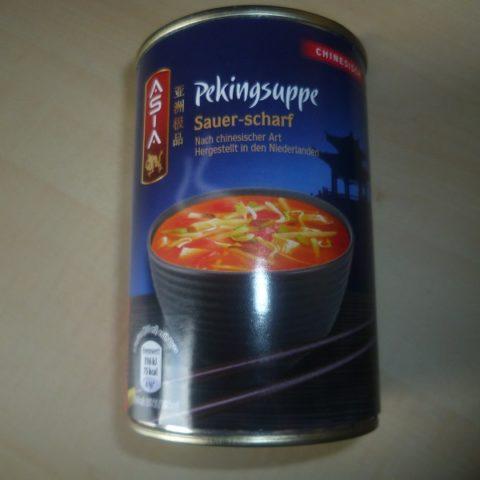 """#560: Asia """"Pekingsuppe Sauer-Scharf"""""""