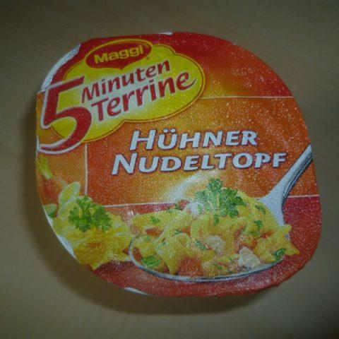 """#575: Maggi 5 Minuten Terrine """"Hühner Nudeltopf"""""""