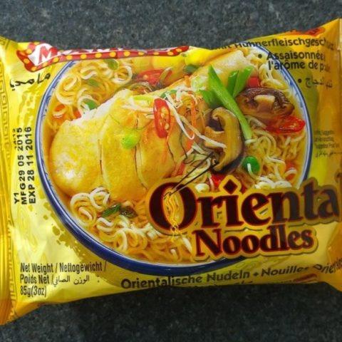 "#612: Mamee ""Oriental Noodles Chicken"""