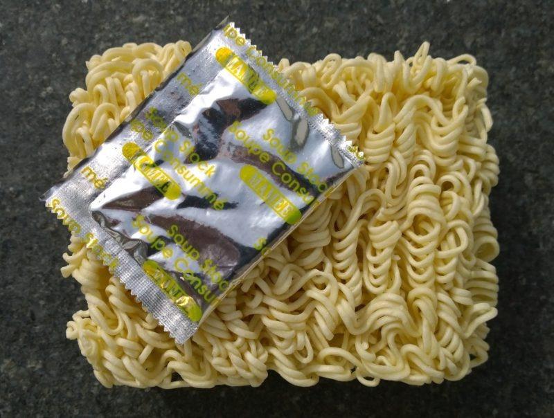 Mamee_Oriental Noodles Chicken_Bild 2
