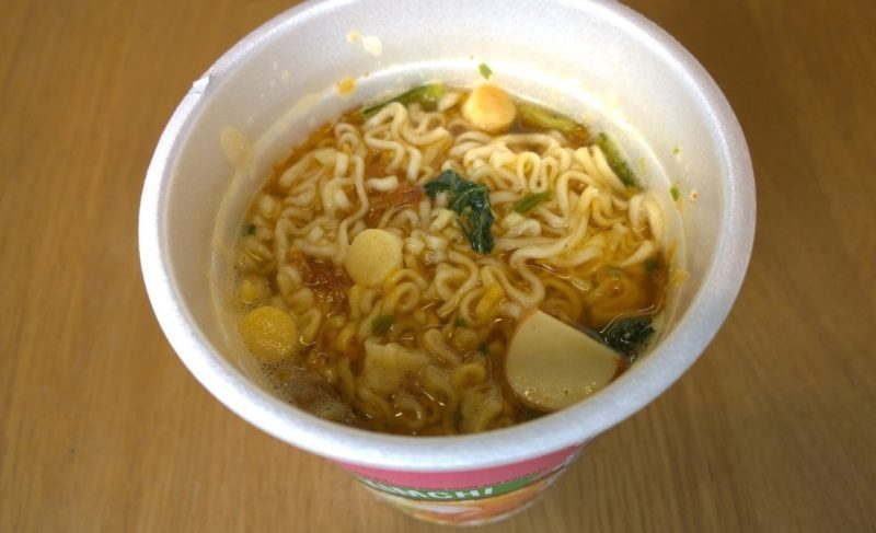 Nongshim_Oolongmen Kimchi_Bild 3