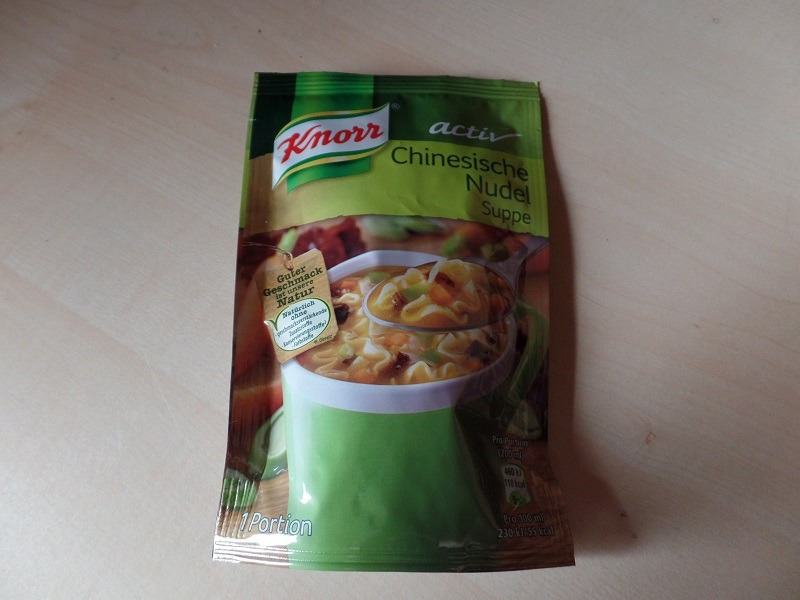 #239: Knorr Activ Chinesische Nudel Suppe