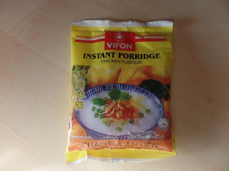 #226: Vifon Instant Porridge Chicken Flavour