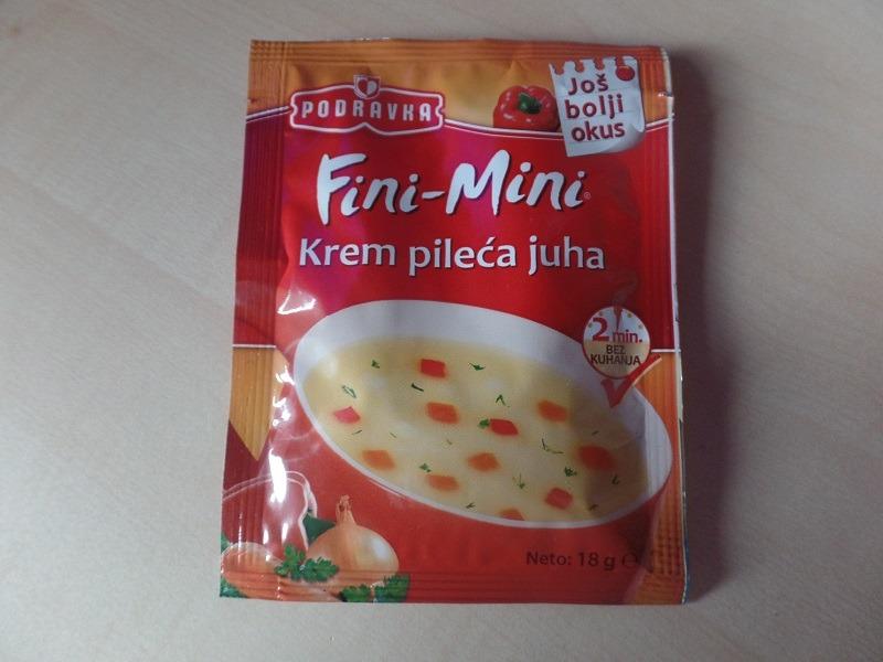 "#620: Podravka Fini-Mini ""Krem pileća juha"""