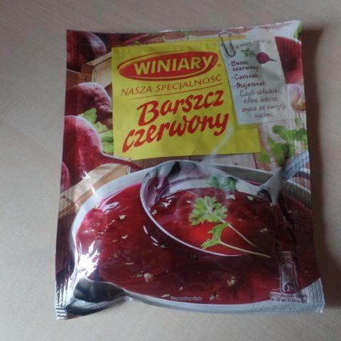"""#623: Winiary """"Barszcz czerwony"""""""