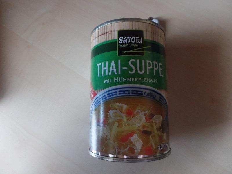 """#627: Satori """"Thai-Suppe"""""""