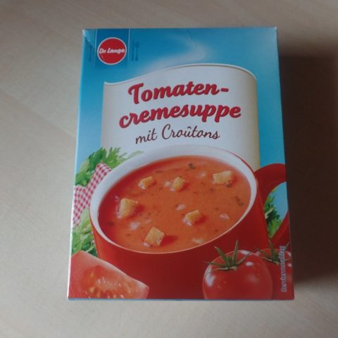 """#636: Dr. Lange """"Tomaten-Cremesuppe mit Croutons"""""""