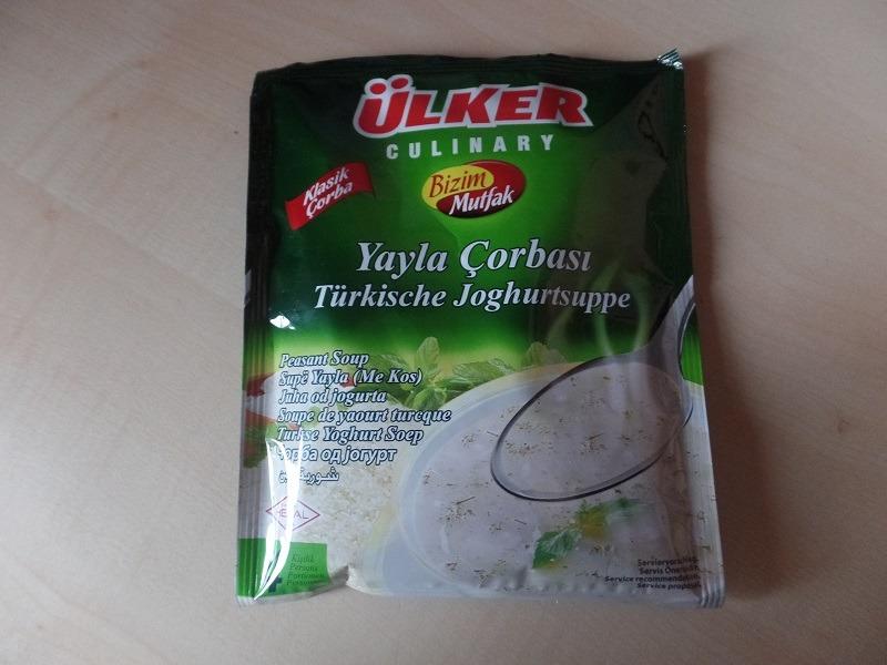 """#643: Ülker Culinary """"Yayla Çorbası"""" (Türkische Joghurtsuppe)"""