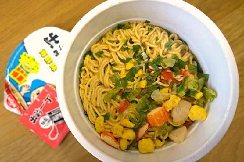 Nissin_Damae Iccho Seafood_Bild 2