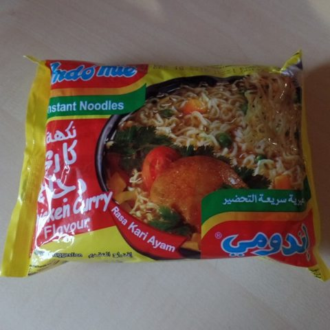 "#656: Indomie Instant Noodles ""Chicken Curry Flavour"" (Rasa Kari Ayam)"
