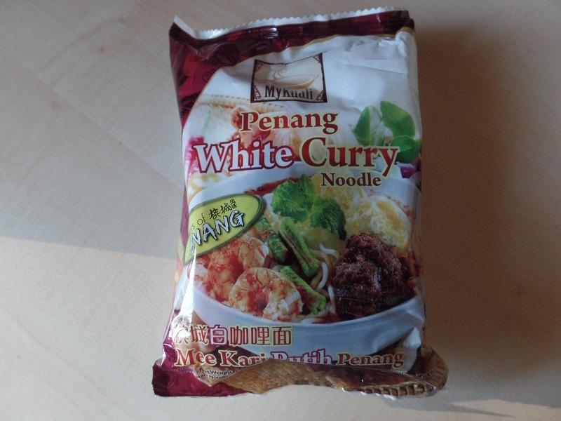 "#658: MyKuali ""Penang White Curry Noodle"" (Mee Kari Putih Penang)"