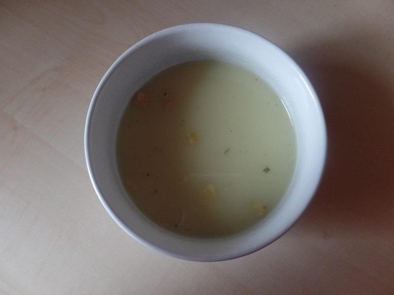 "#661: mammita ""Instant krem juha sa sirom i prepečenim komadićima kruha"""