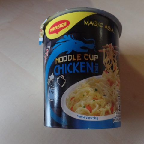 "#670: Maggi Magic Asia ""Noodle Cup Chicken Taste"""
