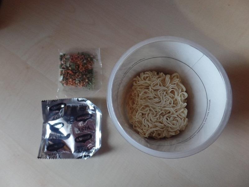 "#670: Maggi Magic Asia ""Noodle Cup Chicken Taste"""
