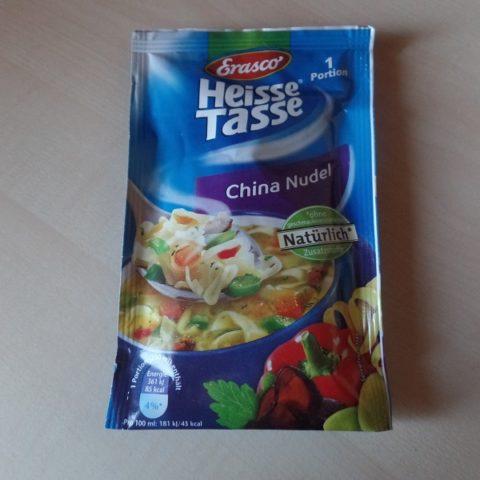 "#672: Erasco Heisse Tasse ""China Nudel"""