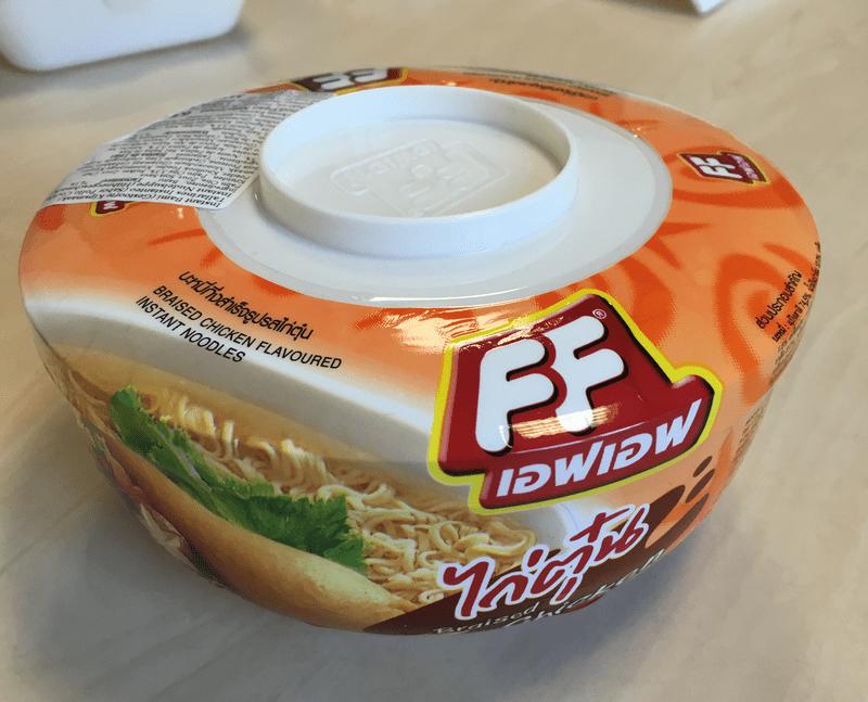"#669: Fashion Food ""Braised Chicken"" Bowl Noodles"