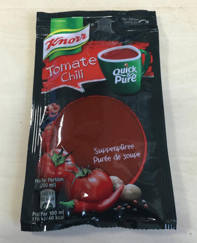 Tassensuppe Knorr