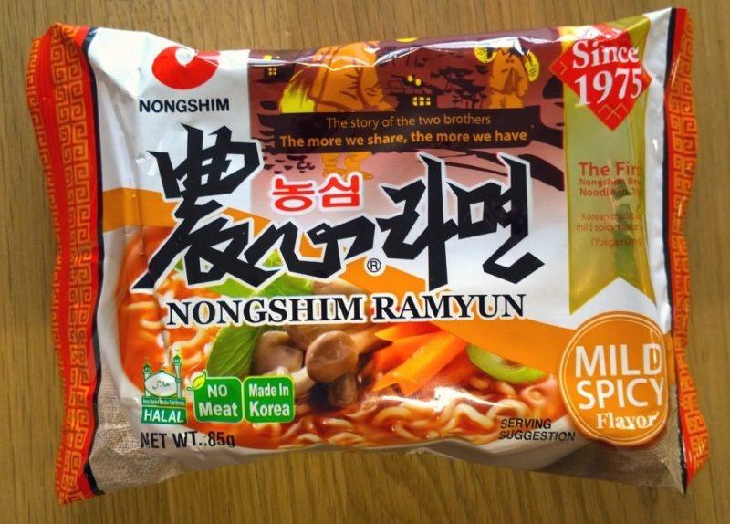 """#687: Nongshim """"Ramyun (Since 1975)"""""""
