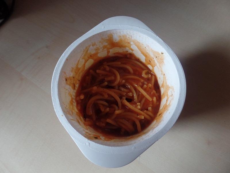"""#689: Winiary """"Danie w 5 minut"""" Spaghetti po Bolońsku"""