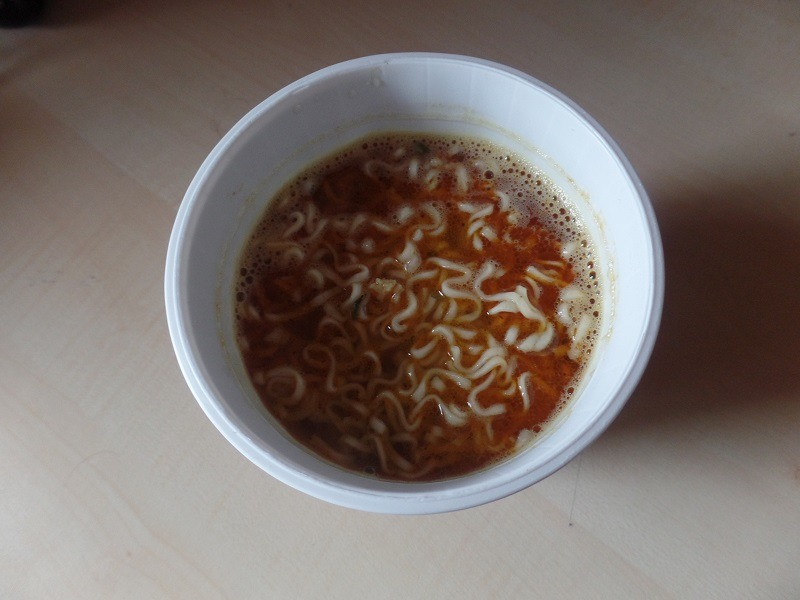 "#693: mi ABC ""MiCup Instan"" Rasa Kari Ayam (Chicken Curry Flavour)"