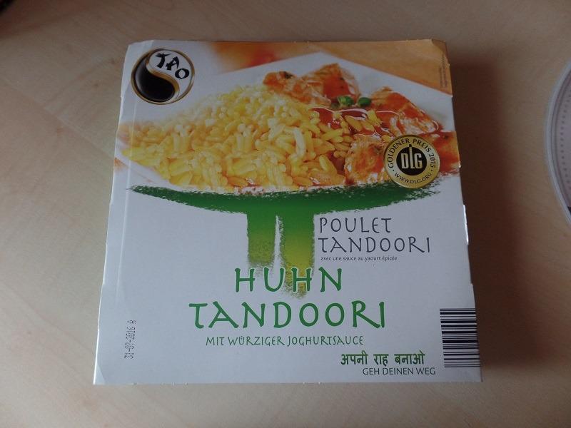 """#701: Tao """"Huhn Tandoori"""""""