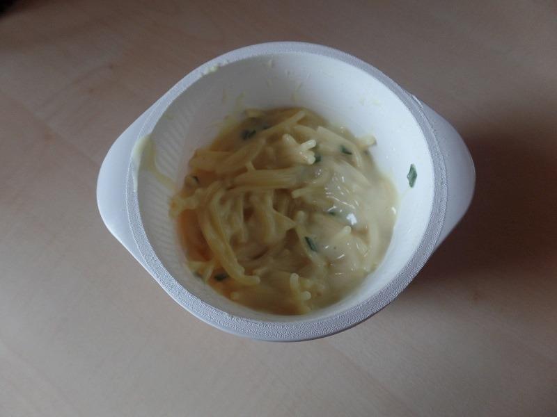 """#704: Maggi 5 Minuten Terrine """"Spaghetti in Käse-Sahne Sauce"""""""