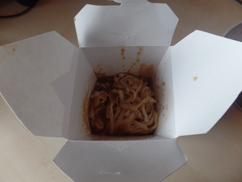 "#707: Asiana Thai Noodles ""Pad Thai Sauce"""