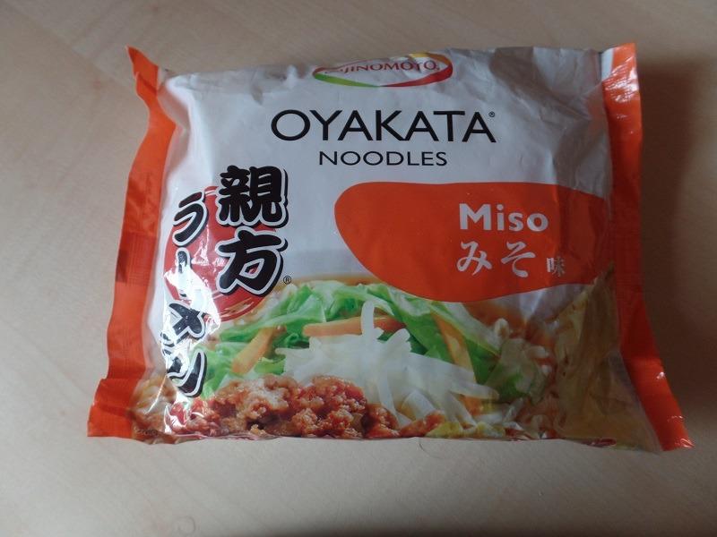 "#708: Ajinomoto ""Oyakata Noodles"" Miso"