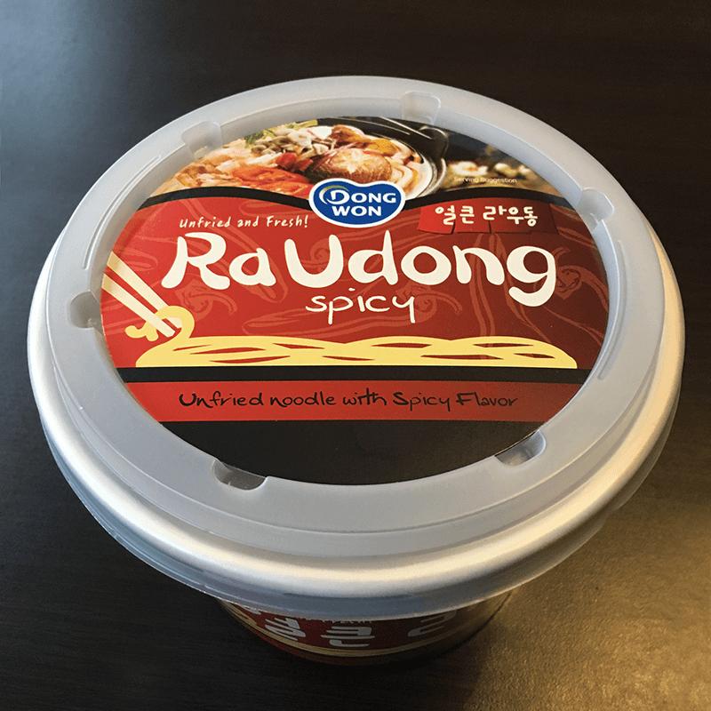 "#730: Dong Won ""RaUdong Spicy"""