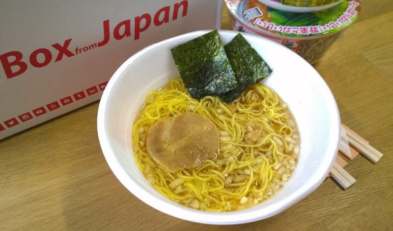 Nissin_Hachioji Ramen_Bild 4