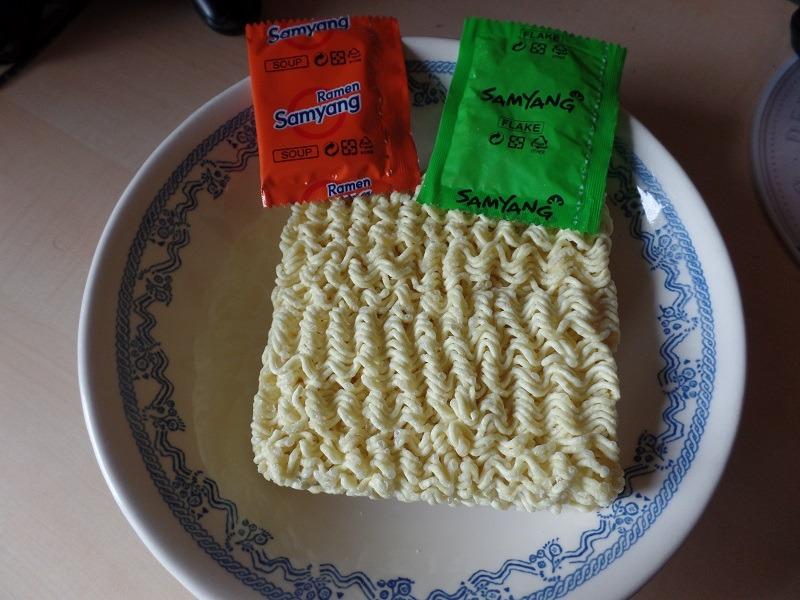 """#735: Samyang Ramen """"Spicy Flavour Noodle Soup"""""""
