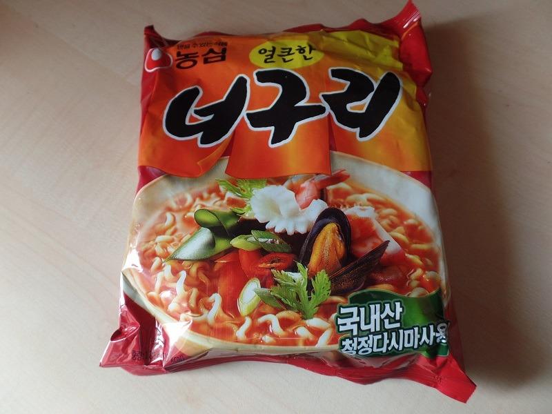 Samyang Seafood & Spicy