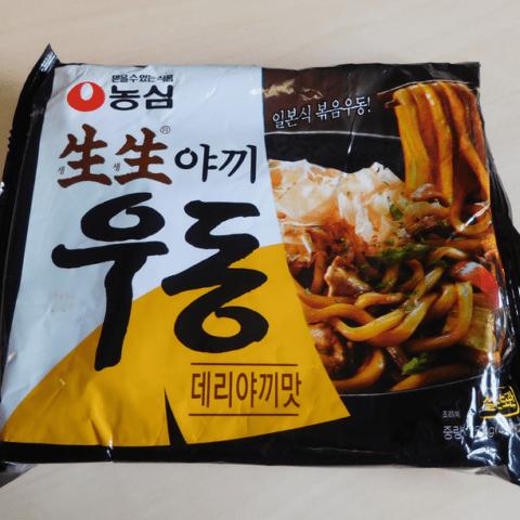 "#750: Nongshim ""Seng Seng Yaki Udong"""