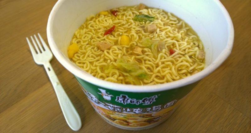 Master Kong_Chicken Noodle Bowl_Bild 4
