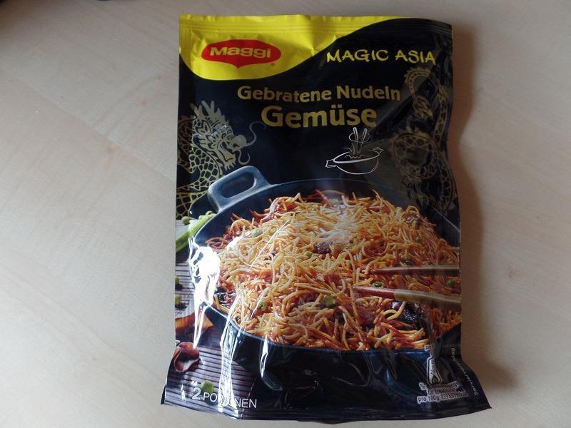 "#759: Maggi Magic Asia ""Gebratene Nudeln Gemüse"""