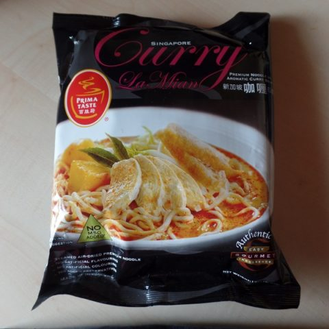 "#770: Prima Taste ""Singapore Curry La Mian"" (Premium Noodle in Aromatic Curry Soup)"