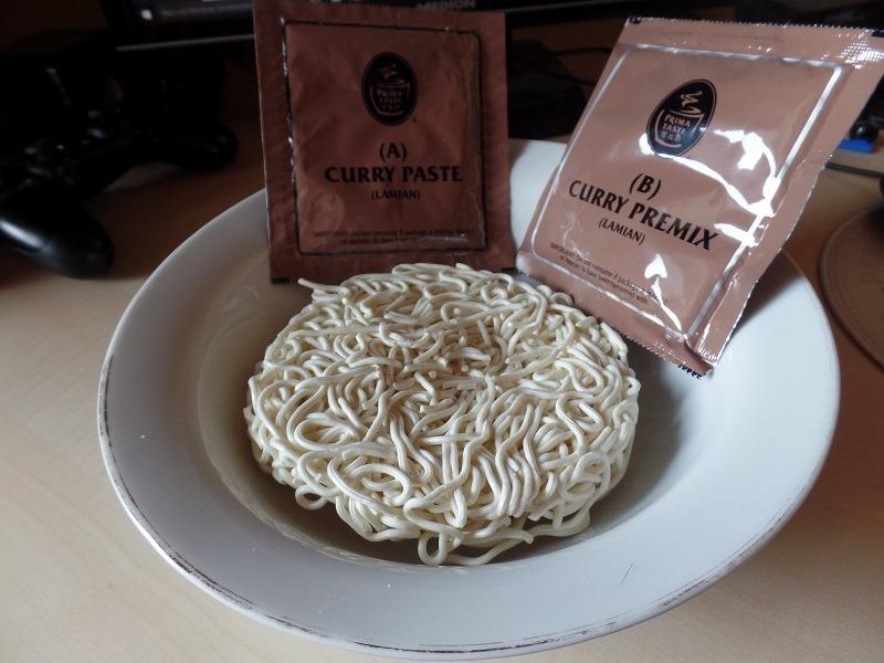 "#770: Prima Taste ""Singapore Curry La Mian"" (Premium Noodle in Aromatic Curry Soup)"
