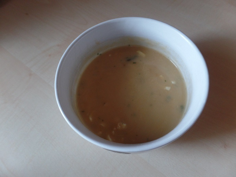 """#776: Knorr Cup a Soup """"Mushroom Soup with Cheese"""""""