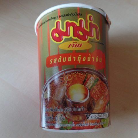 """#777: Mama Cup """"Shrimp Creamy Tom Yum"""""""