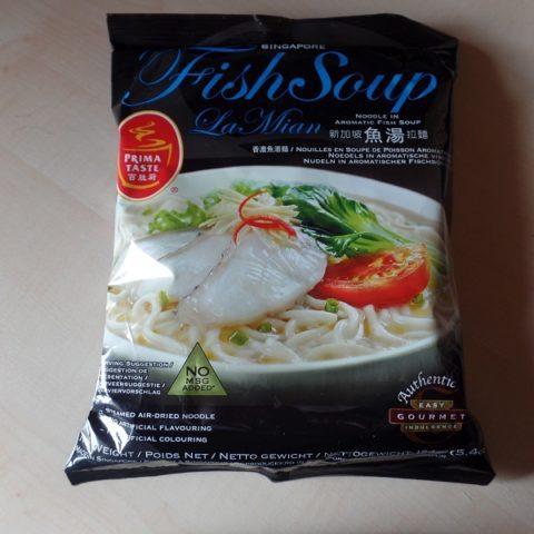 """#781: Prima Taste """"Singapore Fish Soup La Mian"""""""