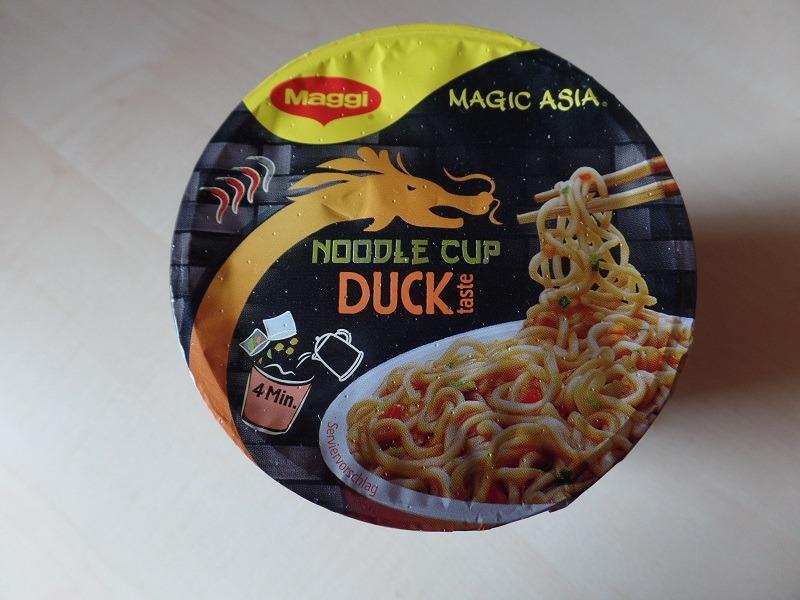 "#783: Maggi Magic Asia ""Noodle Cup Duck Taste"""