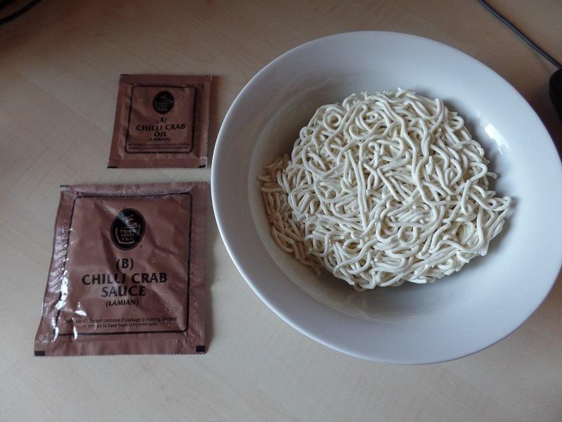 """#787: Prima Taste """"Singapore Chilli Crab Flavoured La Mian"""""""