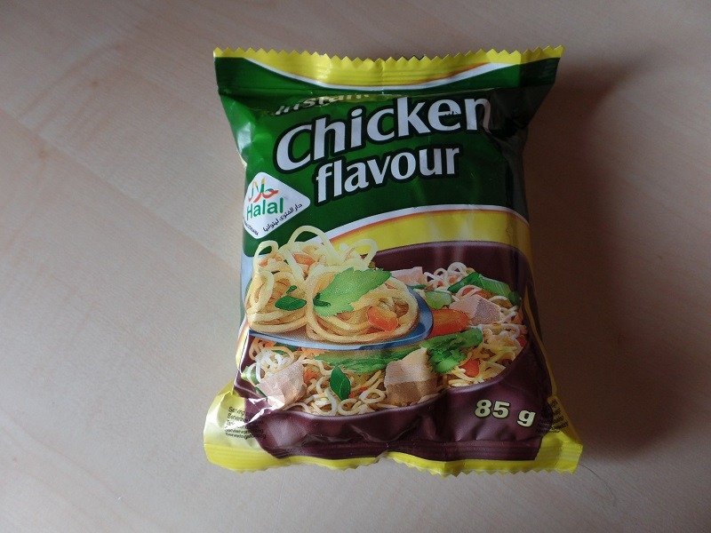 "#794: Kauno Grūdai ""Instant Noodles Chicken Flavour"""