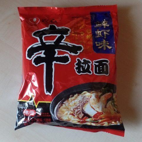 """#802: Nongshim """"Shin Ramyun Shrimp Flavor"""""""