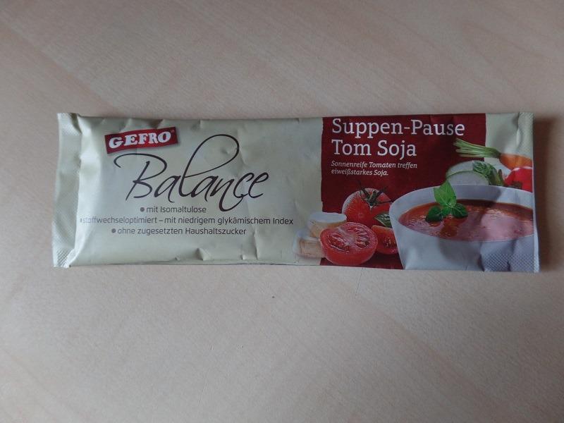 "#811: Gefro Balance ""Suppen-Pause"" Tom Soja"
